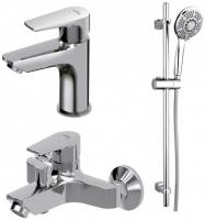 Смесители для ванны Набор смесителей CERSANIT Vero S601-126