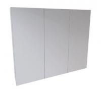 Мебель для ванной комнаты Шкафчик с зеркаломRADAWAY Laura M41100-01-01 (100)