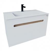 Мебель для ванной комнаты Шкафчик с умывальником RADAWAY Laura + Della 100