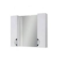 Мебель для ванной комнаты Шкафчик с зеркалом ЮВВИС Оскар Z-11 85 без подсветки