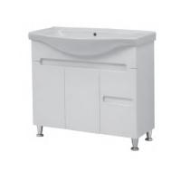 Мебель для ванной комнаты Шкафчик с умывальником ЮВВИС Марко Изео 85 Т-19