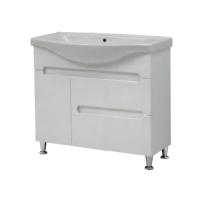 Мебель для ванной комнаты Шкафчик с умывальником ЮВВИС Марко Изео 95 Т-18