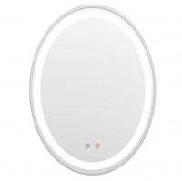 Мебель для ванной комнаты Зеркало VOLLE 60x80 с подсветкой, диммером, подогревом