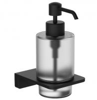 Аксессуары для ванной комнаты Дозатор жидкого мыла VOLLE De la Noche 10-40-0030-black