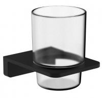 Аксессуары для ванной комнаты Стакан VOLLE De la Noche 10-40-0020-black