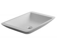 Умывальники / Раковины Умывальник VOLLE 59x34 13-40-859 (Solid surface)