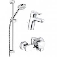 Смесители для ванны Набор смесителей KLUDI Pure&Easy 376850565