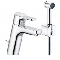 Смесители для умывальника Cмеситель для раковины KLUDI Pure&Easy с гигиеническим душем 372590565