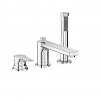 Смесители для ванны Смеситель для ванны KLUDI Zenta 484480565