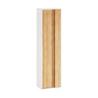 Мебель для ванной комнаты Пенал RAVAK SB 430 Step 43x29x160 (белый/дуб)