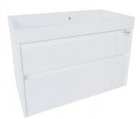 Мебель для ванной комнаты Шкафчик с умывальником RADAWAY Elegant + Varna 80