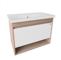 Мебель для ванной комнаты Шкафчик с умывальником RADAWAY Silvia + Soft 80
