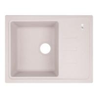 Кухонные мойки Кухонная мойка LIDZ 620x435/200 BLA-03 (LIDZBLA03620435200)