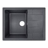 Кухонные мойки Кухонная мойка LIDZ 650x500/200 BLA-03 (LIDZBLA03650500200)