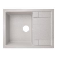 Кухонные мойки Кухонная мойка LIDZ 650x500/200 GRA-09 (LIDZGRA09650500200)