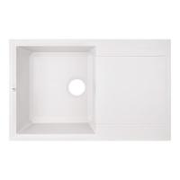 Кухонные мойки Кухонная мойка LIDZ 790x495/230 WHI-01 (LIDZWHI01790495230)