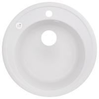 Кухонные мойки Кухонная мойка LIDZ D510/200 WHI-01 (LIDZWHI01D510200)