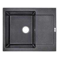 Кухонные мойки Кухонная мойка LIDZ 625x500/200 BLA-03 (LIDZBLA03625500200)