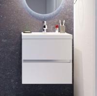 Мебель для ванной комнаты Шкафчик с умывальником FANCY MARBLE Rodos + Dora 600