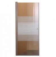 Душевые двери Душевая дверь BRAVO Prosna 100 Line