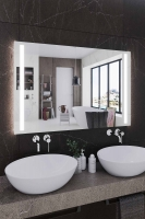 Мебель для ванной комнаты Зеркало ANDORA Brigitte 60x50 LED