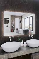 Мебель для ванной комнаты Зеркало ANDORA Electra 100x80 LED