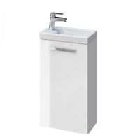 Мебель для ванной комнаты Шкафчик с умывальником CERSANIT СЕТ Melar + Como 40