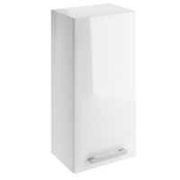 Мебель для ванной комнаты Подвесной шкафчик CERSANIT Melar 35 (белый)