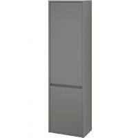 Мебель для ванной комнаты Пенал CERSANIT Crea 40 (серый матовый)