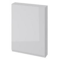 Мебель для ванной комнаты Подвесной шкафчик CERSANIT Moduo 60 (серый)