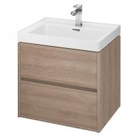 Мебель для ванной комнаты Шкафчик под умывальник CERSANIT Crea 60 (Дуб)