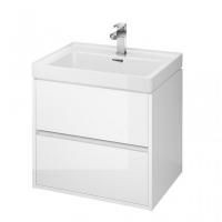 Мебель для ванной комнаты Шкафчик под умывальник CERSANIT Crea 60 (Белый)