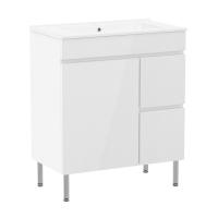 Мебель для ванной комнаты Шкафчик с умывальником RJ Fly 70 RJ84700