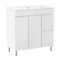 Мебель для ванной комнаты Шкафчик с умывальником RJ Fly 80 RJ84800