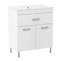 Мебель для ванной комнаты Шкафчик с умывальником RJ Velum 70 RJ82700