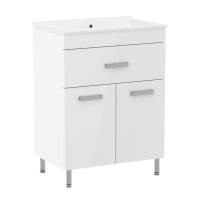 Мебель для ванной комнаты Шкафчик с умывальником RJ Velum 60 RJ82600