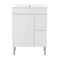 Мебель для ванной комнаты Шкафчик с умывальником RJ Fly 60 RJ84600